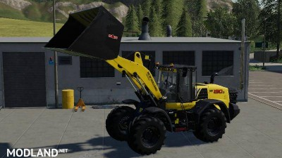 Wheel Loader Attachments large v 1.0, 1 photo